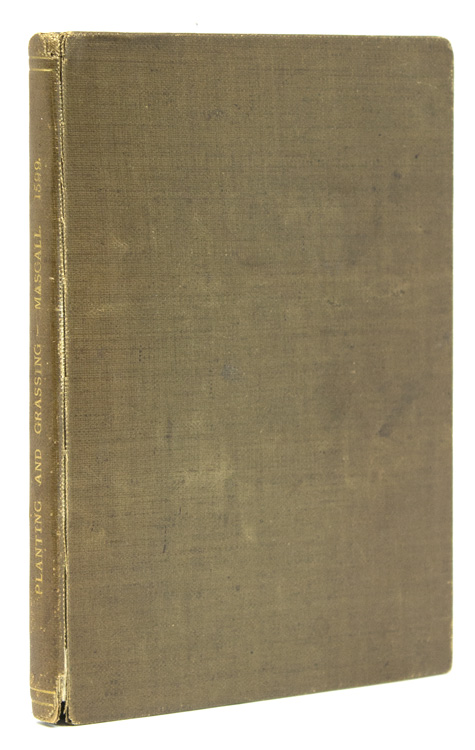 [A Booke of the Arte and Manner How to Plant and Graffe All Sorts of Trees …]. Leonard Mascall.