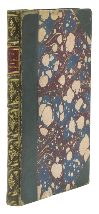 The Watchman. Numbers I-X [all issued]. Samuel Taylor Coleridge.