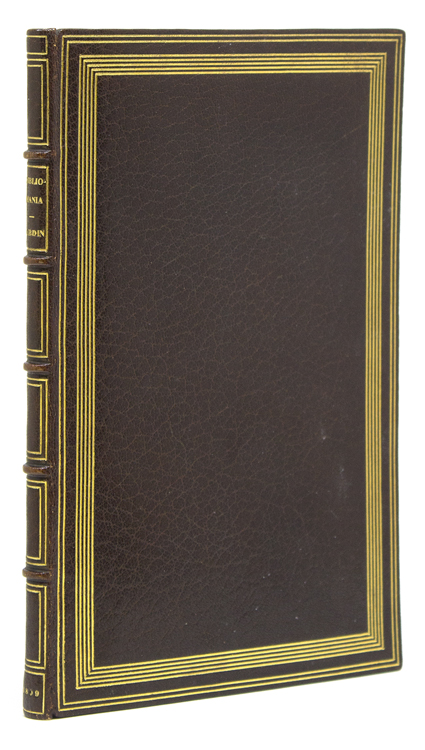 The Bibliomania; or, Book-Madness; containing some account of the History, Symptoms, and Cure of this Fatal Disease. In an Epistle addressed to Richard Heber, Esq. Thomas Frognall Dibdin.