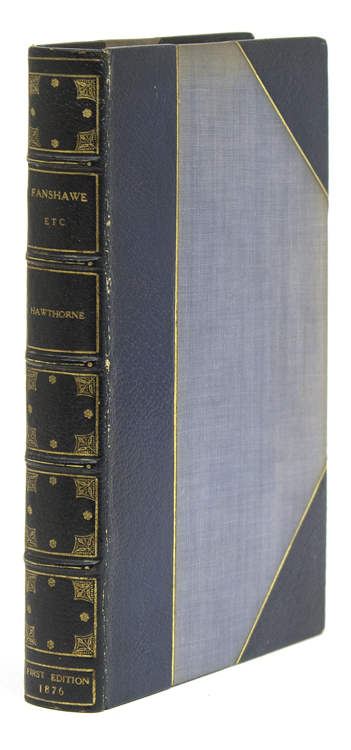 Fanshawe, and Other Pieces. Nathaniel Hawthorne.