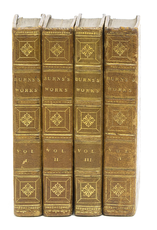 The Works ... Including His Letters to Clarinda, and the Whole of His Suppressed Poems: With an Essay on His Life, Genius, and Character. Robert Burns.