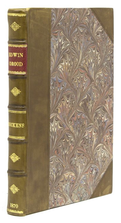 The Mystery of Edwin Drood. Charles Dickens.
