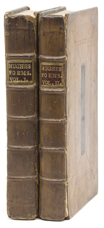 Poems on Several Occasions. With Some Select Essays in Prose. John Hughes.