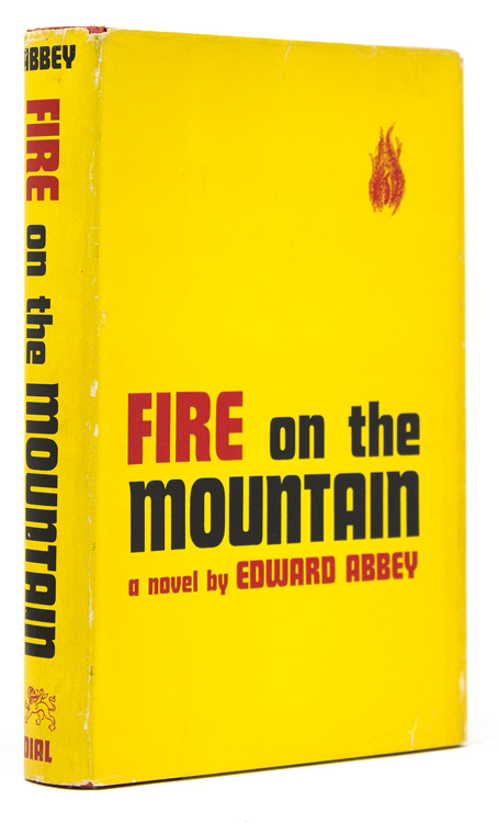 Fire on the Mountain. Edward Abbey.