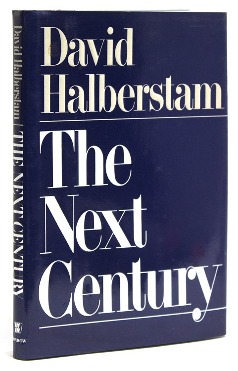 The Next Century. David Halberstam.