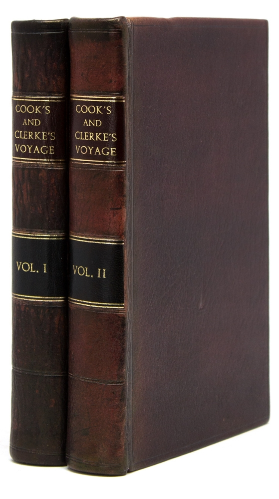 An Authentic Narrative of a Voyage Performed by Captain Cook and Captain Clerke, in His Majesty's Ships Resolution and Discovery, during the Years 1776, 1777, 1778, 1779, and 1780. Captain James Cook, William Ellis.
