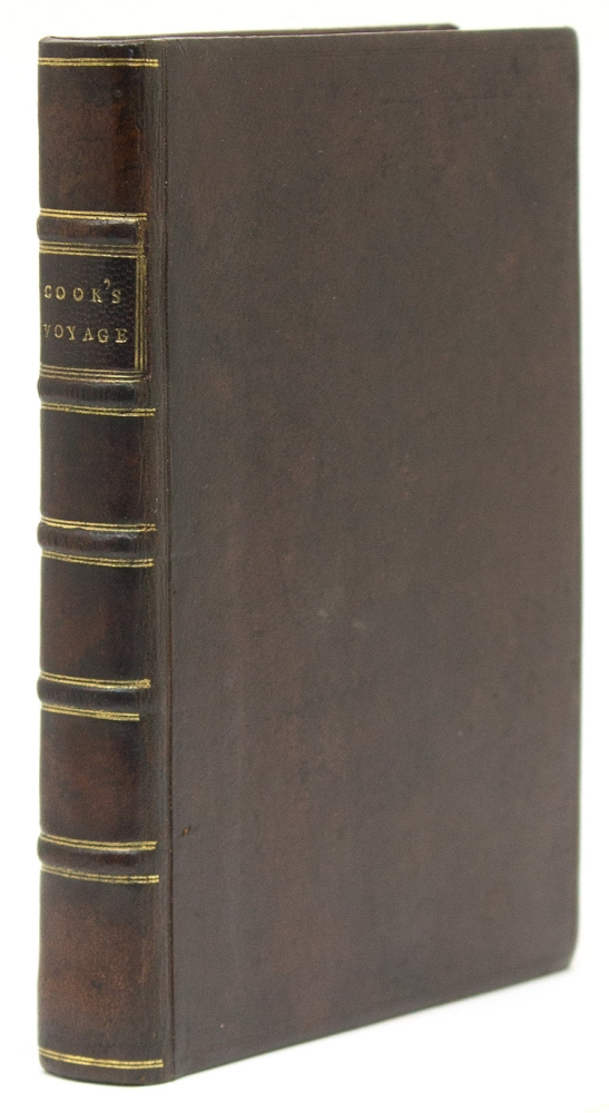 A Journal of Captain Cook's Last Voyage to the Pacific, and in Quest of a North-West Passage, Between Asia & America; Performed in the Years 1776, 1777, 1778, and 1779. Captain James Cook, John Ledyard.