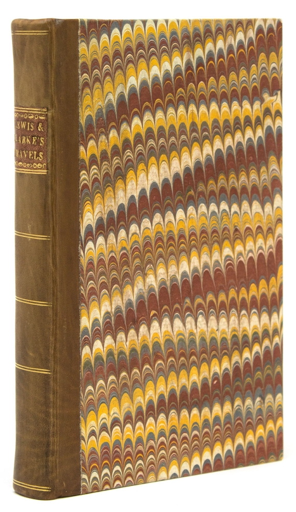 The Travels of Capts. Lewis & Clarke [sic], from St. Louis, by way of the Missouri and Columbia Rivers, to the Pacific Ocean Performed in the Years 1804, 1805, & 1806...Containing Delineations of the Manners, Customs, Religion, &c. of the Indians…. Lewis, Clark, Meriwether Lewis, William CLARK.