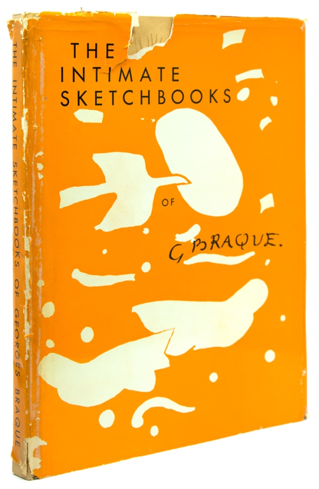 The Intimate Sketchbooks of G. Braque. Text by Will Grohmann and Antoine Tudal. With an appreciation by Rebecca West. Georges Braque.