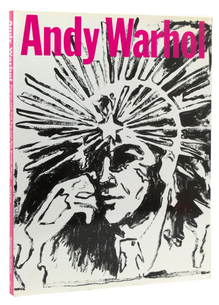 andy warhol heaven and hell are just one breath away late paintings and related works 1984 1986