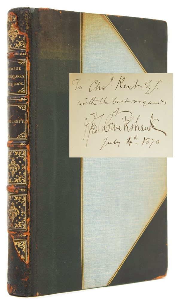 George Cruikshank's Table Book. Gilbert Abbott à Beckett.