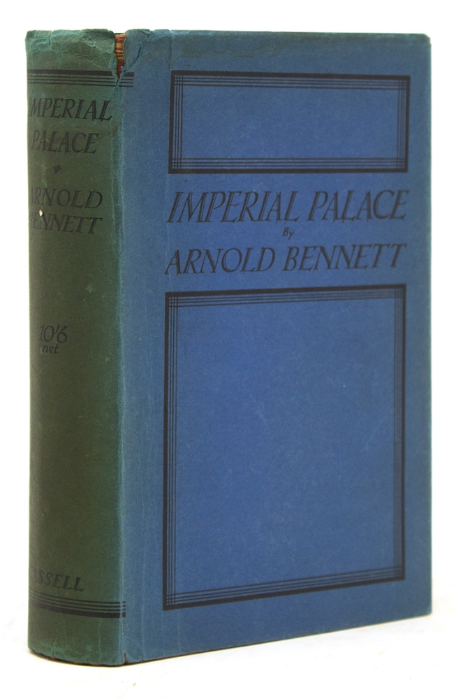 Imperial Palace. Arnold Bennett.