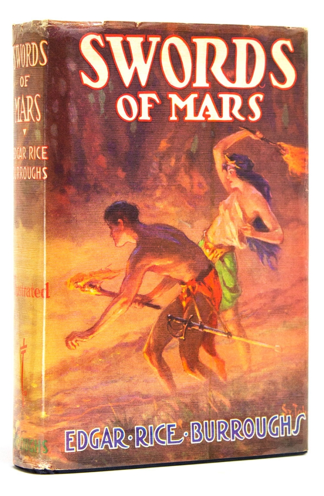 Swords of Mars. Edgar Rice Burroughs.