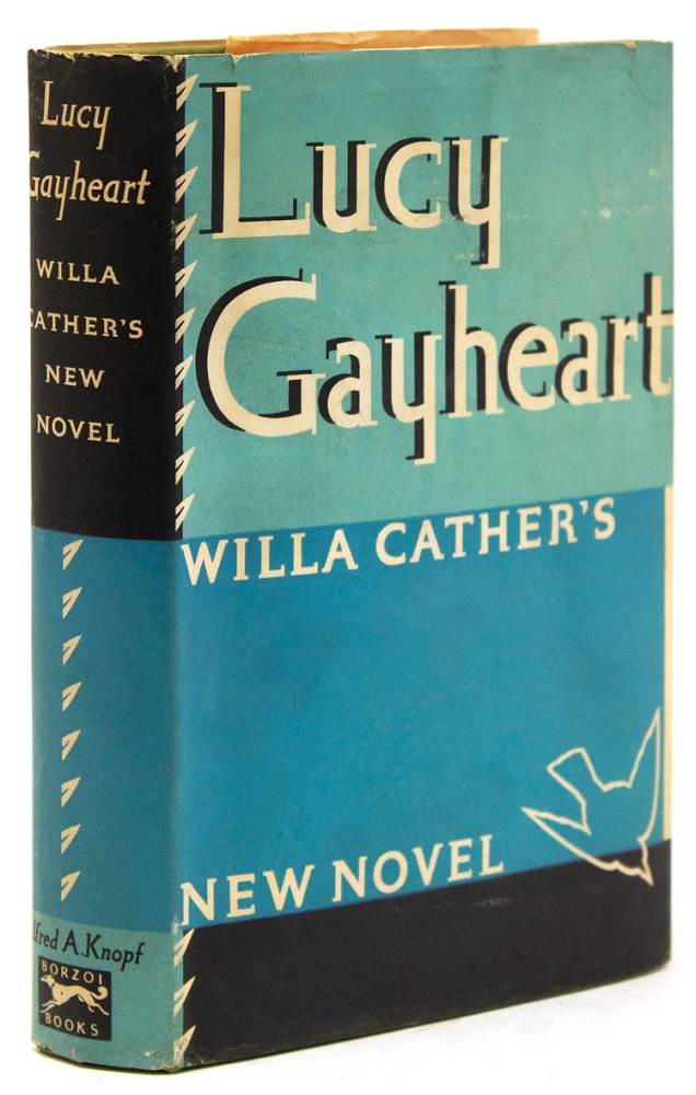 Lucy Gayheart. Willa Cather.