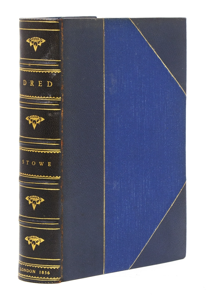 Dred; A Tale of the Great Dismal Swamp. Harriet Beecher Stowe.