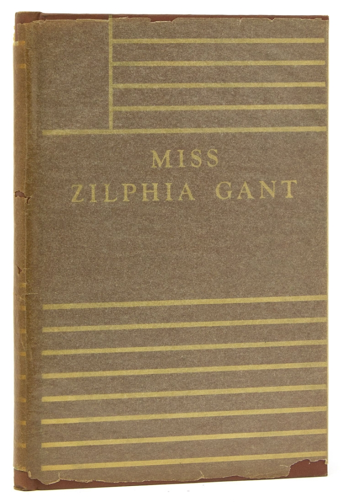 Miss Zilphia Gant. Preface by Henry Smith. William Faulkner.