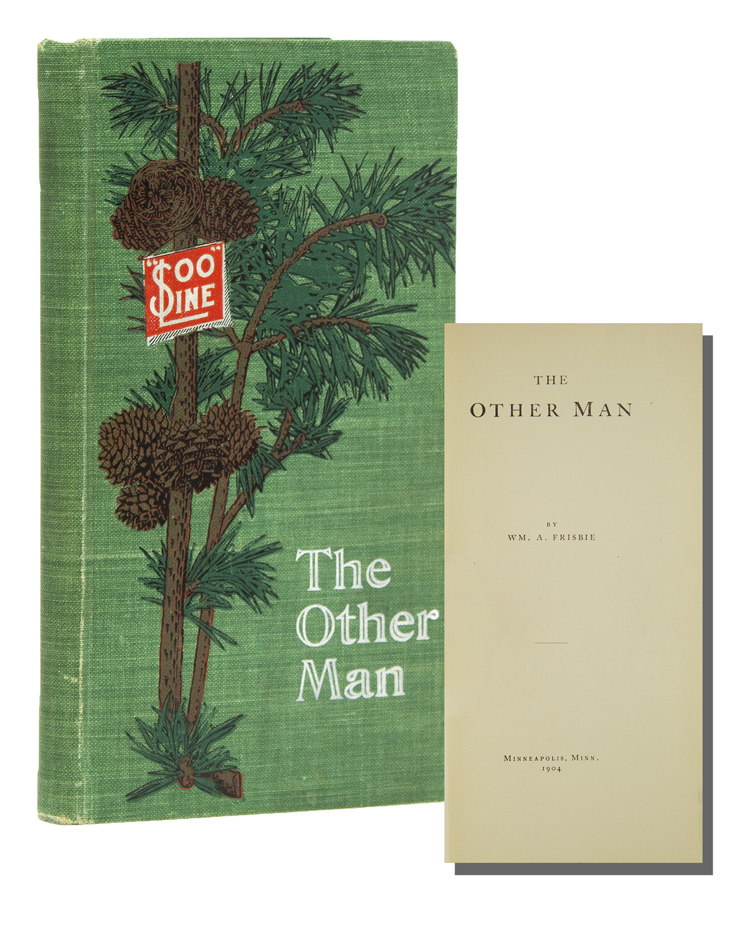 The Other Man. Wm. A. Frisbie.