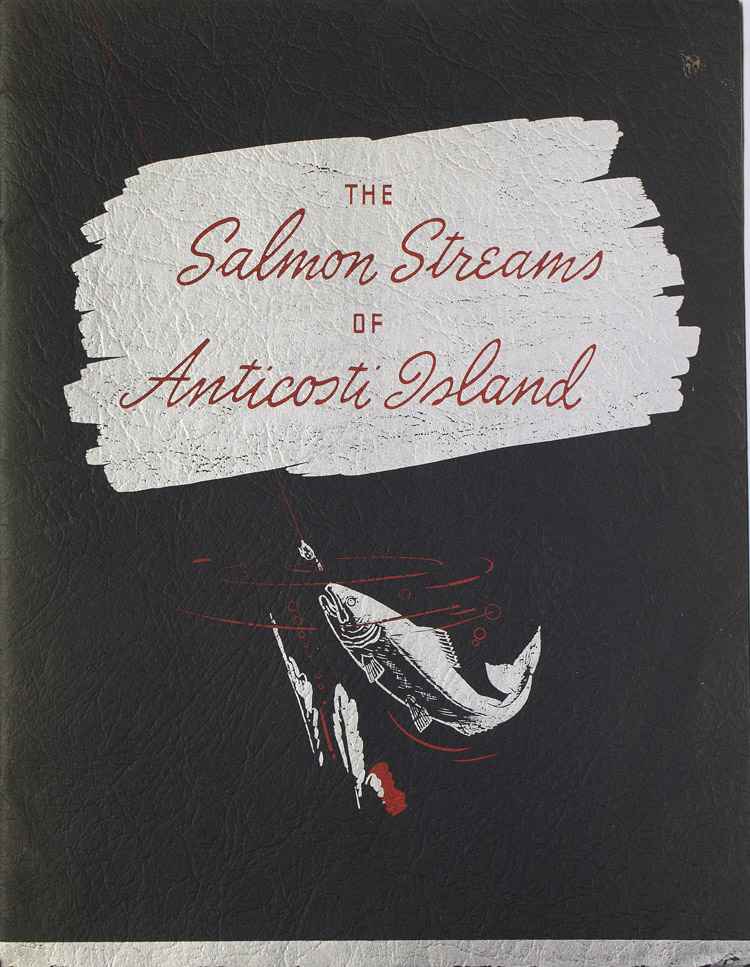 The Salmon Streams of Anticosti Island