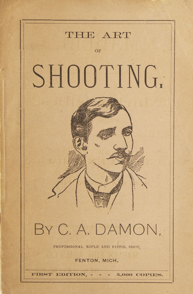 The Art of Shooting. C. A. Damon.