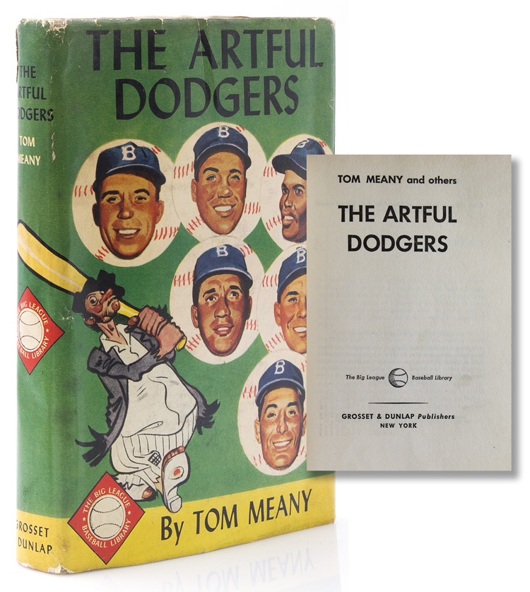 The Artful Dodgers. Tom Meany.