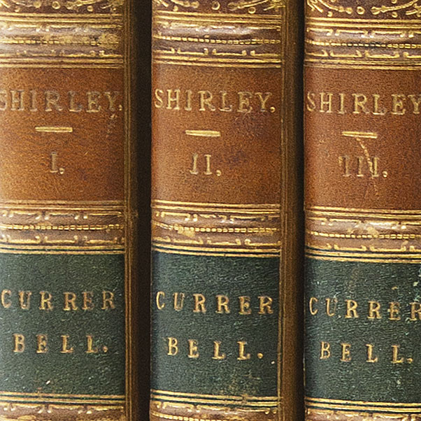 Shirley. A Tale. By Currer Bell. Charlotte Brontë.