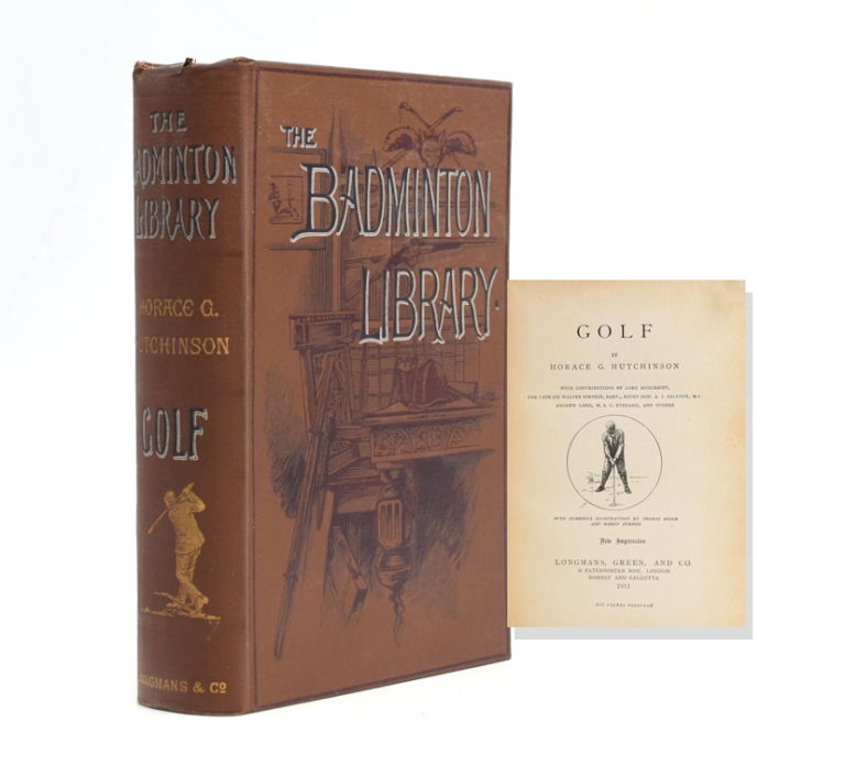The Badminton Library of Sports and Pastimes. The Duke of Beaufort.