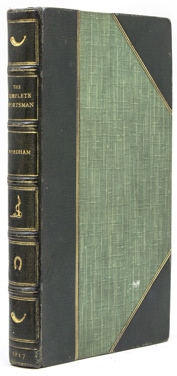 The Complete Sportsman; A Compendious View of Ancient and Modern Chase. A concise History of the various Kinds of Dogs used in the Sports of the Field...Angling and laws relative to the diversions of the Field. T. H. Needham, T B. JOHNSON.