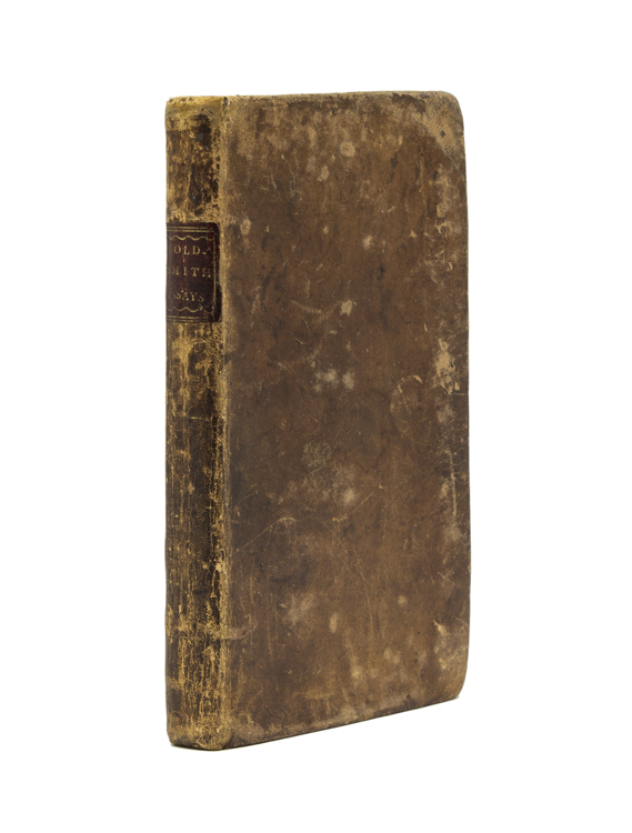 The Miscellaneous Works ... containing all his Essays and Poems. Oliver Goldsmith.