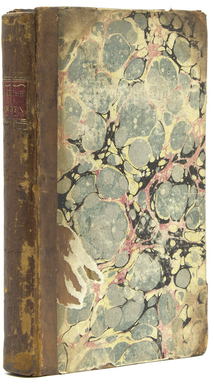 The English Garden. A Poem. In Four Books. A New Edition, corrected. To which are added a commentary and Notes by W. Burgh. Mason, illiam.