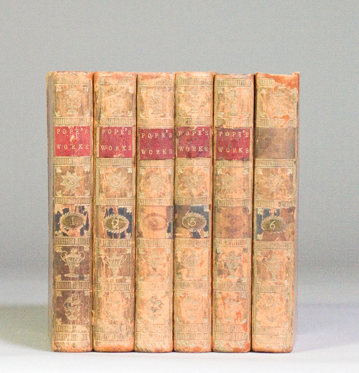 The Works of Alexander Pope, Esq. Clement Clarke Moore, Alexander Pope.