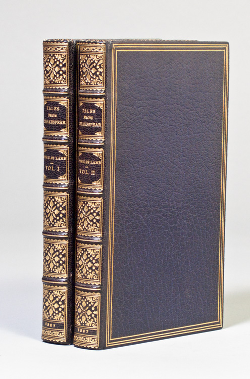 Tales from Shakespear. Designed for the Use of Young Persons. Charles Lamb.