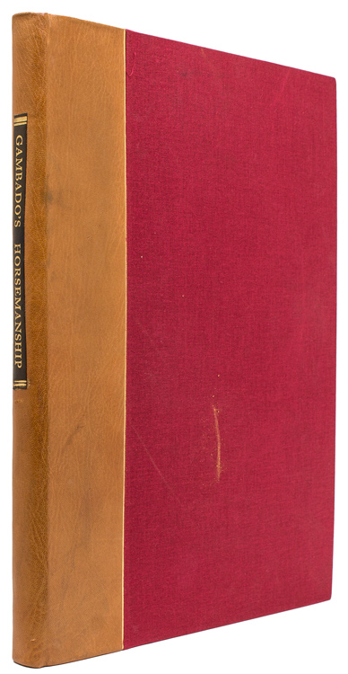 An Academy for Grown Horsemen; Containing the Completest Instructions for walking, Trotting, Cantering, Galloping, Stumbling, and Tumbling: WITH; The Annals of Horsemanship: Containing Accounts of Accidental Experiments and Experimental Accidents, By Geoffroy Gambado. Henry W. Bunbury.