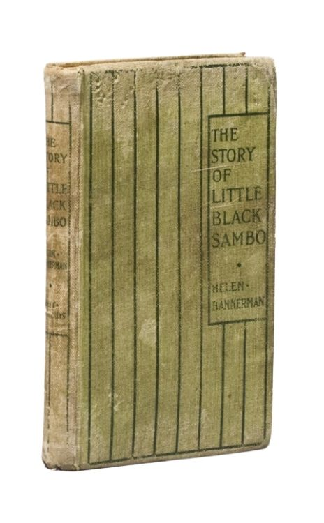 The Story of Little Black Sambo. Helen Bannerman.