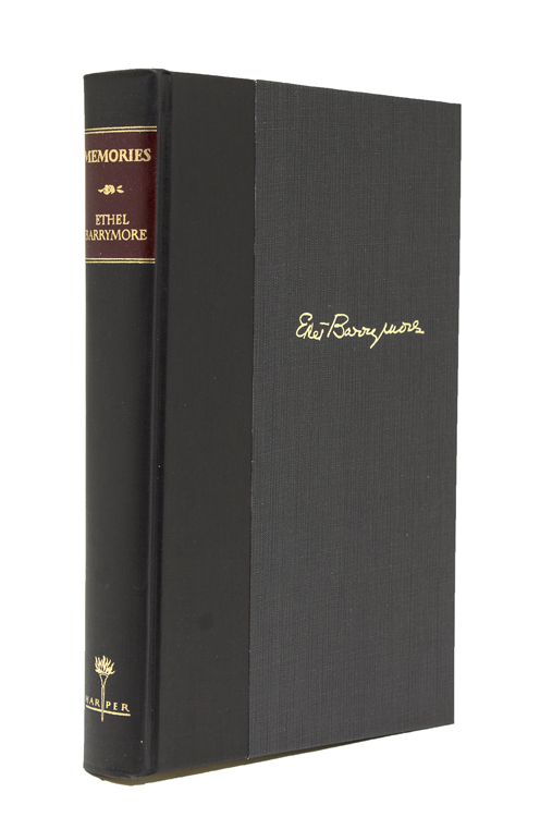 Memories: An Autobiography. Ethel Barrymore.