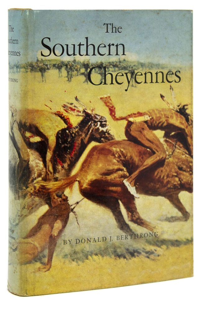 The Southern Cheyennes. American Indians, Donald J. Berthrong.