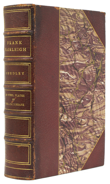 Frank Fairleigh; or, Scenes from the Life of a Private Pupil. George Cruikshank, Frank Smedley.