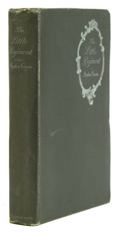 The Little Regiment And Other Episodes of the American Civil War. Stephen Crane.
