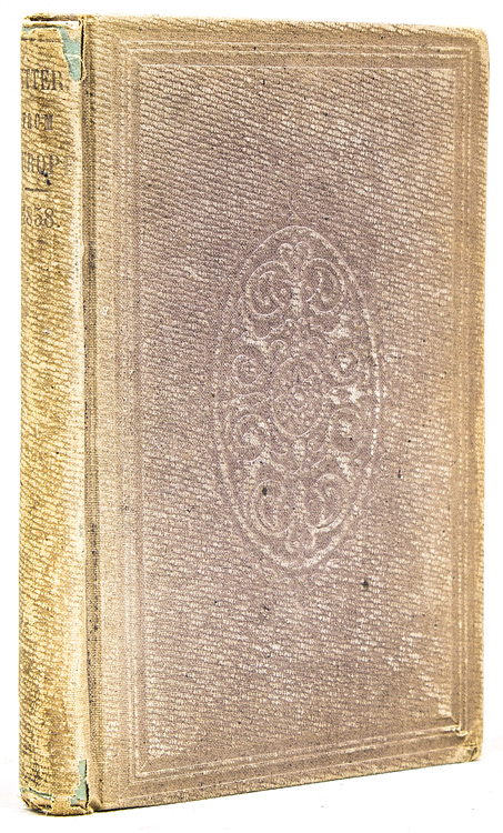 Letters from Europe Written During the Summer of 1858. Oliver Gray Steele.
