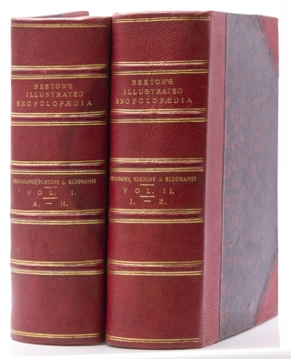 Beeton's Dictionary of Universal Information. Georaphy, Biography, and History. [and] Beeton's… Science, Art, and Literature