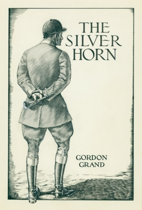 THE COMPLETE SET OF 4 ORIGINAL DRAWINGS FOR THE FIRST TRADE EDITION OF THE SILVER HORN