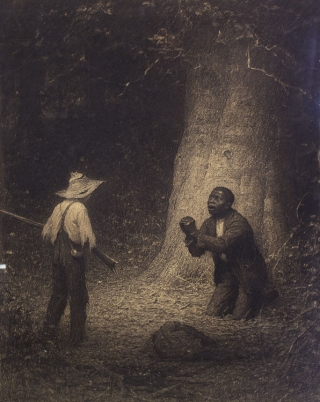 Illustration for Mark Twain's Adventures of Huckleberry Finn