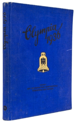 Die Olympischen Spiele 1936 [In German, being a record of the IV Olympic Winter Games in...
