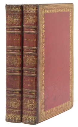 Les Adventures de Telemaque / Avventure di Telemaco. Facing texts in French and Italian. English BINDING, M. de Fenelon.