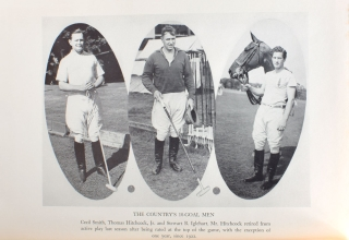 Year Book of the United States Polo Association, 1941