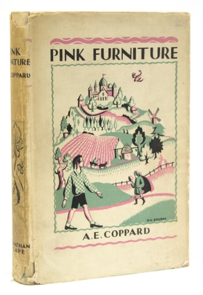 Pink Furniture. A Tale for Lovely Children with Noble Natures. A. E. Coppard