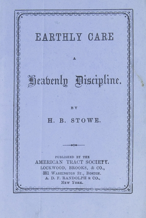 Earthly Care. A Heavenly Discipline