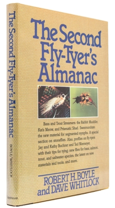 The Second Fly-Tyer's Almanac. Robert H. Boyle, Dave Whitlock