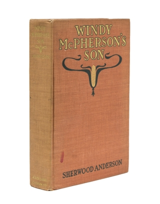Windy McPherson's Son. Sherwood Anderson.