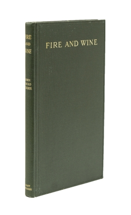 Fire and Wine. John Gould Fletcher