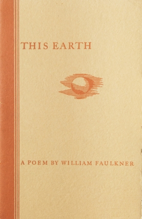 This Earth. A Poem